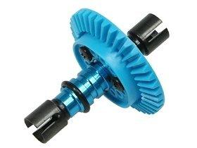 3Racing #3R/TT01-25/LB Aluminium Solid Axle For TT-01 for Tamiya TT-01