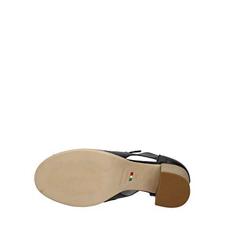 Donna Blu P907640d Giardini Sandalo Nero PX8wtqRX