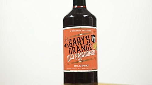 Review Gary's Orange Old Fashioned