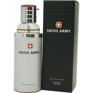 Swiss Army Classic 3.4 Edt Spray Men (Perfumes De Swiss Set Army)