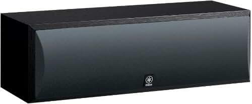 Yamaha NS-C210BL Center Channel Speaker, Black