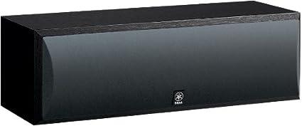 Yamaha NS-C210BL Center Channel Speaker B Black