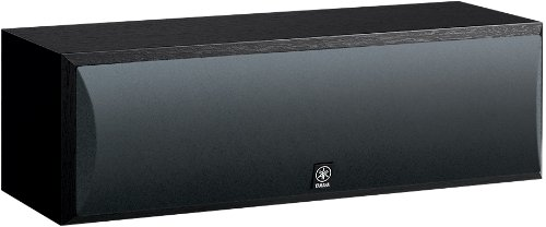 Yamaha NS-C210BL Center Channel Speaker, Black by Yamaha Audio
