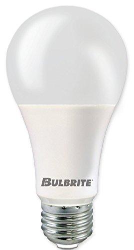 Bulbrite 774115 LED16A21/830/3WAY 3/8/16WW LED A21 3-Way, Soft White ...