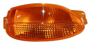 TYC 18-5560-01 Buick LeSabre Front Driver Side Replacement Parking/Signal Lamp Assembly