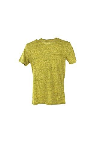 T-shirt Uomo Colmar XL Giallo 7580w 3rk Primavera Estate 2017
