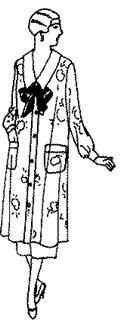 fashion 1925 dress - 5