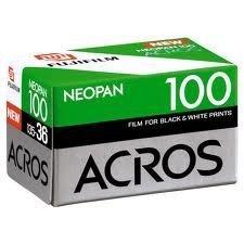 35 mm b w camera film - 5