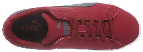 Puma Puma Smash Buck Zapatillas Unisex Rojo (rio red-periscope 10)