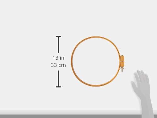 Dritz 3202 Plastic No-Slip Quilting Hoop, 12-Inch