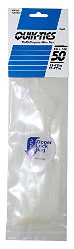 Zip Pak (Carrand 15130 Valu-Pak Cable Tie, 11