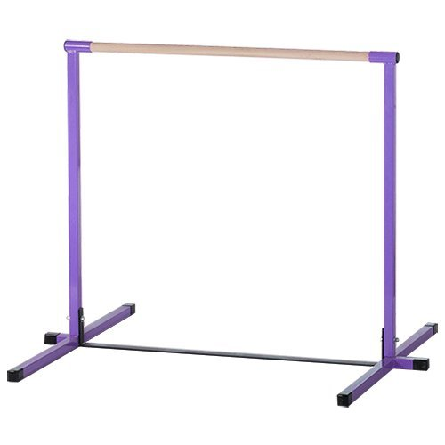 Purple Junior Non Adjustable Horizontal Bar