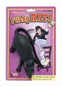 Forum Novelties 58978 Filthy Rat -