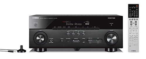 Yamaha RX A760BL Channel Network Receiver