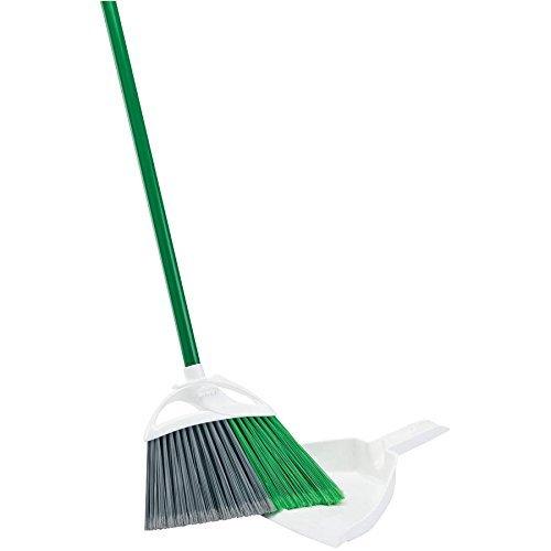 Libman Precision Angle Broom with Dustpan by Libman