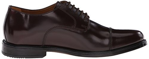 Bostonian Mens Kinnon In Pelle Derby Bordeaux