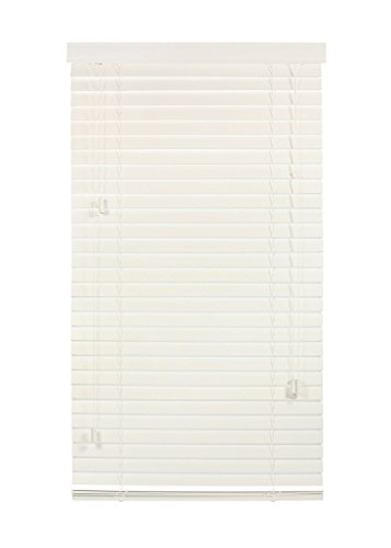35 x 84 faux wood blinds - 7