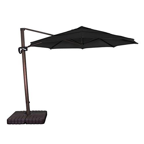 California Umbrella Aluminum Cantilever Sunbrella