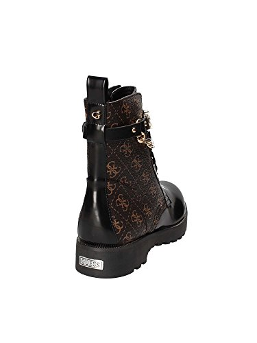 Alti brown Donna Guess Marrone Stivali Nina Brown q7gAgOE
