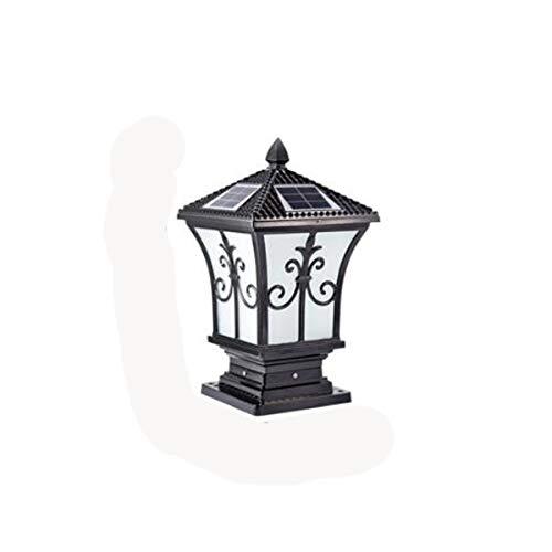 Garden Flower Sm - Solar Light, LED Column Light, Household Wall Light, Outdoor Door Light, European Column Light, Door Post Light, Waterproof Wall Light, Solar Light, Garden Light, Remote Control/Solar Point Flower, Sm