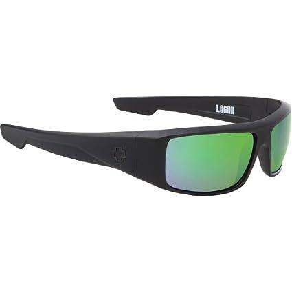 8f1bab43a6 Amazon.com   Spy Logan Polarized Sunglasses   Sports   Outdoors