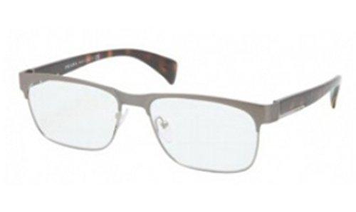 Prada PR61PV Eyeglasses-LA8/1O1 Matte - Prada Glasses 2012 Frames