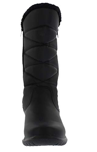 8f1588cb9c44 Khombu Carly Womens Fleece Lined Snow Boots (Available in Medium and Wide  Width)
