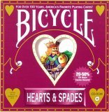 Bicycle Hearts and Spades