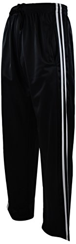 Mens Warm Track Pants Stripes product image