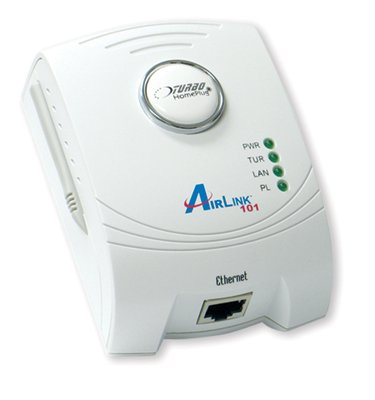 Powerline Turbo 85Mbps Homeplug Ethernet Adapter