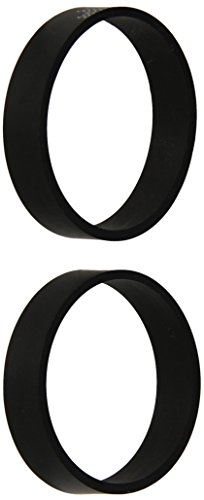 Dirt Devil Replacement Belts (Royal Dirt Devil Belt, Style 17 Hand Vacuum 0100 (Pack of 2))