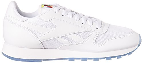 cheap sale explore Reebok Cl Leather Bf Olympic Pack Mens Trainers White fake online Josf0RuNR