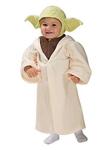 Infant/Toddler Yoda Star Wars Costume