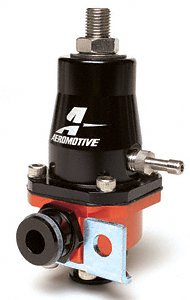 Aeromotive 13107 Rail Mount Adjustable EFI Regulator Lt1 Fuel Rail