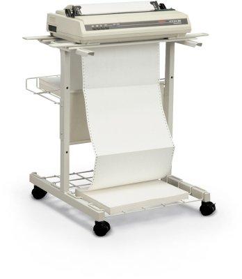 Balt Jpm Adjustable Printer Stand (Gray) ()