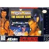 WWF Wrestlemania: The Arcade Game - Nintendo Super NES