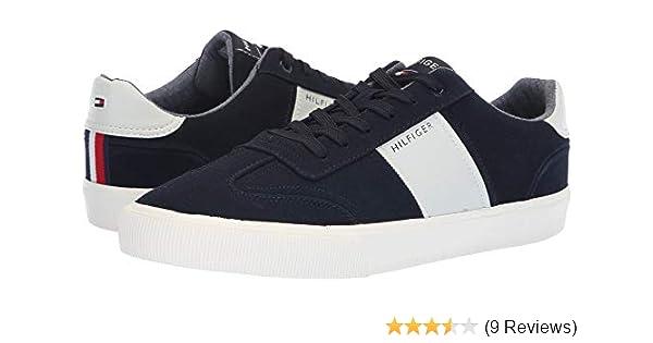 89b88fa737a6 Amazon.com | Tommy Hilfiger Men's Pilar | Fashion Sneakers