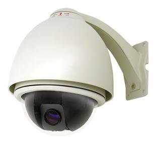 PTZ Camera Ihp-cd52w - Resolution: 480 Lines 480lines - Optical Technology Base: High Resolution Color 1/4