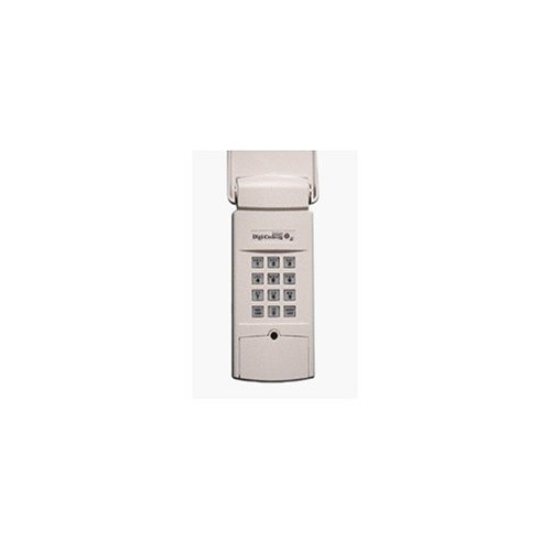 Digi-code Wireless Garage Door Opener Keypad Model DC5200 ()