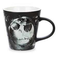 Nightmare Before Christmas Coffee Mug.Disney Jack Skellington Mug The Nightmare Before Christmas