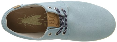 para Stot267fly Light London Fly Zapatillas Blue Azul Mujer Aptqxx