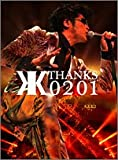 LIVE GOLDEN YEARS THANKS 0201 at BUDOKAN(初回限定盤) [DVD]