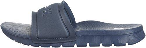 Hrly squadron white Multicolore Sport De Fusion Nike Femme Blue W Slide 464 Sandales q5wA16Sx