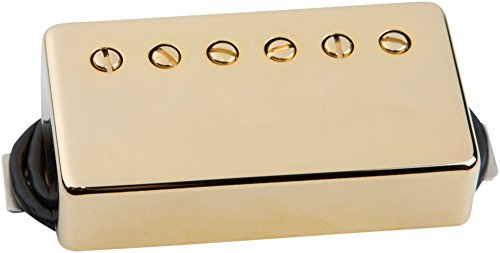 Set Cover Humbucker - Seymour Duncan Saturday Night Special Humbucker Pickups - Gold Cover Set