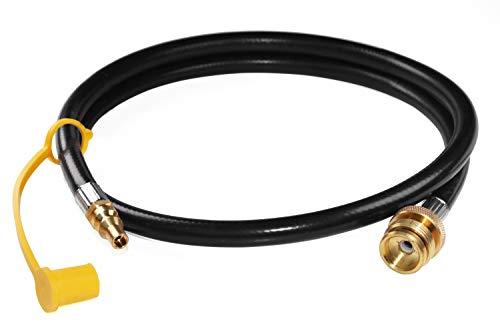 quick connect hose propane - 4