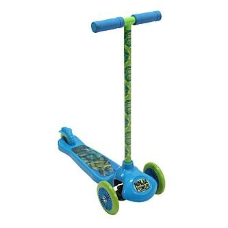 Nickelodeon 165148 TMNT 3 Wheel Leaning Scooter