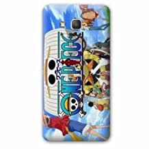 Back cover case replacement Samsung Galaxy Grand Prime Manga - One piece - - sunny B -