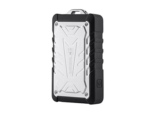 Monoprice IP65 Rugged Power Bank, 10050 mAh LG Lithium Ion Cell (114576) by Monoprice (Image #4)