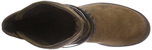 Marco Tozzi Premio Botines marrón - Braun (Tobacco Ant.C. 322)