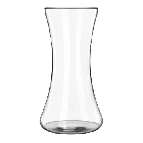 Santa Fe Vase - Libbey Santa Fe Clear Glass 20